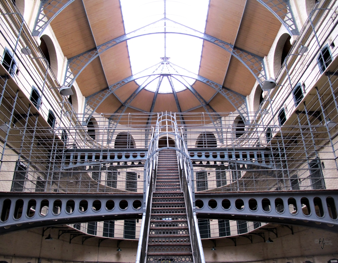 Kilmainham Gaol (Jail), Dublin, Republic of Ireland, 30 April 2013.