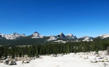 Yosemite National Park, California, USA, 6 July 2012.