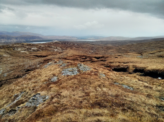 Scottish Highlands, Scotland, 9 May 2013.